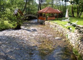 Tundja river